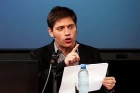 Kicillof criticó con dureza al mediador, Daniel Pollack