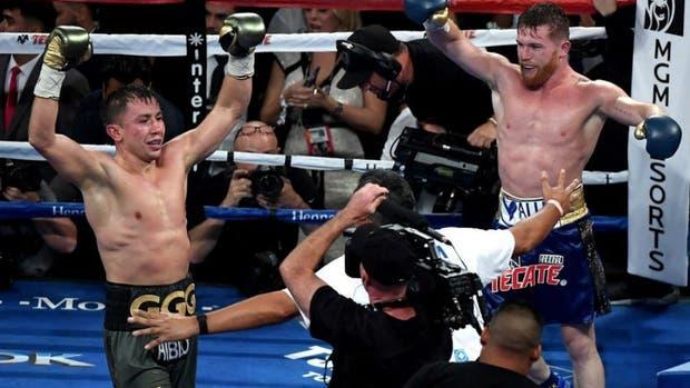 Gennady Golovkin vs. Saúl Canelo Alvarez