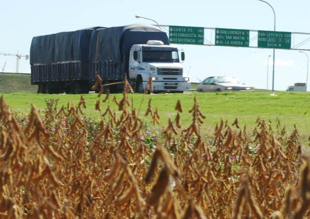 Fuerte baja en las exportaciones del complejo de la soja