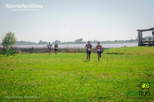 Con 500 corredores se corrió la 3º edición de Country Race en la ciudad de Lobos. Foto: Foto Run
