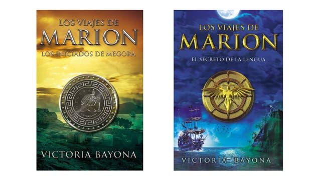 Los viajes de Marion, la saga de Victoria Bayona