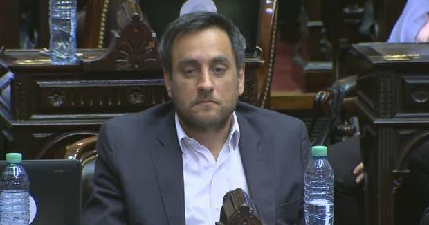 Marcos Peña le respondió a Juan Cabandié sobre el caso Maldonado