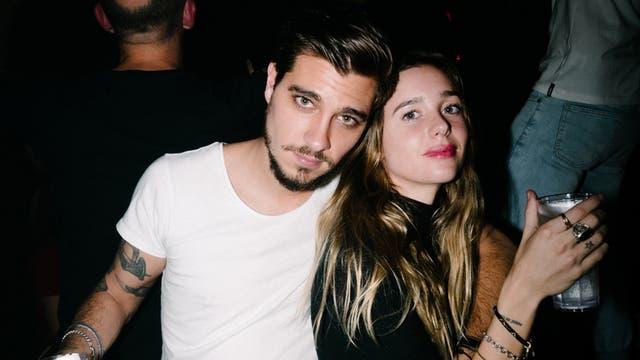 ¡Hora de bailar! La nieta de Susana, Lucía Celasco, se divirtió junto a su novio en la exclusiva fiesta de Ay Not Dead