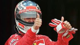 Michael Schumacher (Buenos Aires 1998)
