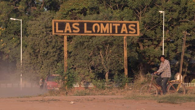En la ciudad de Las Lomitas, en el centro de la provincia de Formosa, se registran las temperaturas mas altas del país, con registros record en verano de 50 grados centígrados. Foto: LA NACION / Santiago Filipuzzi