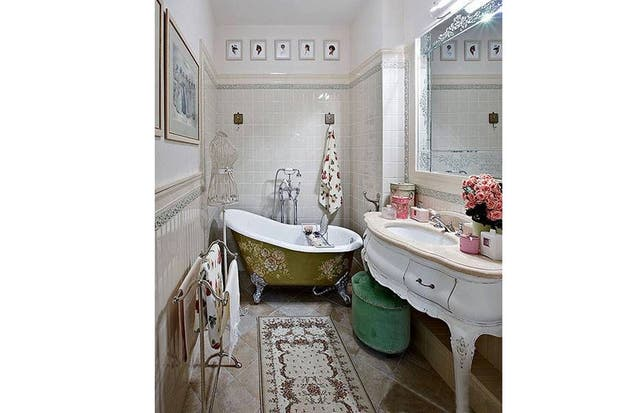 Ideas Para Decorar Un Baño Antiguo:Ideas para decorar tu baño antiguo – Living – ESPACIO LIVING