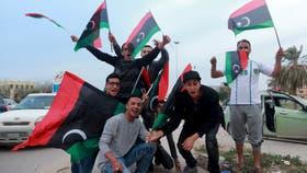 Esta semana, los libios celebraron los cinco años de la revolución que derrocó a Khadafy