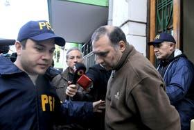 La Justicia confirmó el procesamiento con prisión preventiva del portero Jorge Mangeri