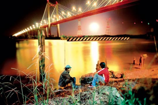Río Dorado (2008), por Alejandro Chaskielberg.