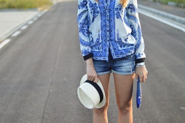 Queda muy bien combinado con jean. Foto: myfantabulousworld.com