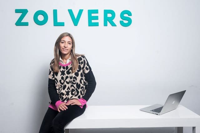 Cecilia Retegui creó Zolvers, una plataforma para contratar personal