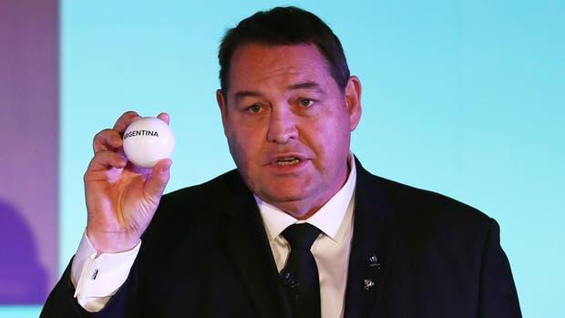 Hansen, coach neozelandés, marca el destino Puma en el sorteo