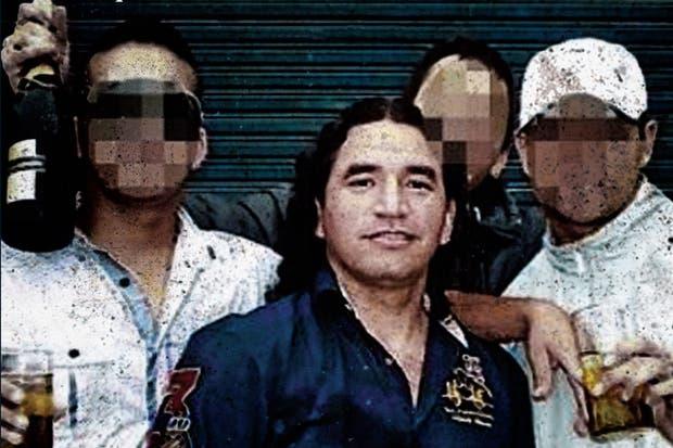 """El """"Pájaro"""" Cantero, quien fuera el líder de la banda más peligrosa de Rosario."""