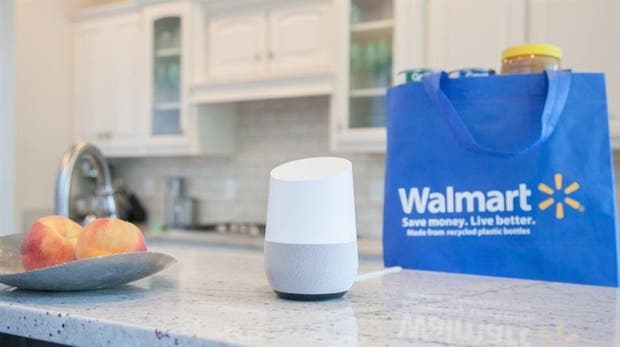 Google ofrecerá envíos con Walmart