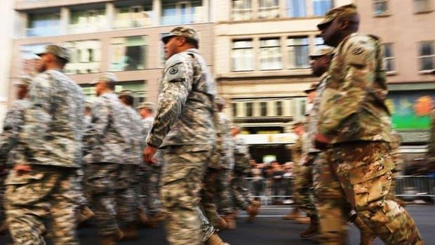 El Departamento de Defensa de EE.UU. gasta US$6.000 millones al año en cuidados de la salud de su personal.