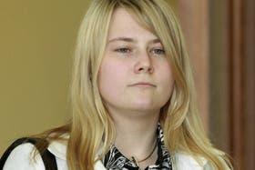 Natascha Kampusch, la austríaca que permaneció secuestrada durante ocho años en el sótano de una casa