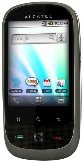 La portabilidad numérica no depende del celular (como este Alcatel OT-890). Es sobre la línea móvil