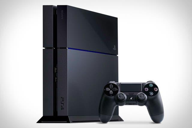 Una PlayStation 4: salió a la venta en noviembre de 2013