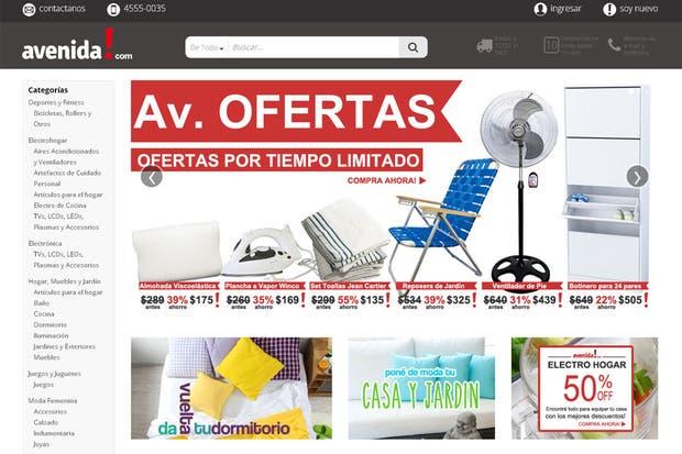 Avenida, el sitio de comercio electrónico liderado por los cofundadores de OfficeNet y Groupon, cuenta con el apoyo de Alto Palermo