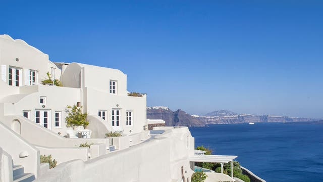 Canaves Oia Hotel, en Grecia