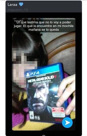 Lara lo había anticipado a través de la red social Voxed