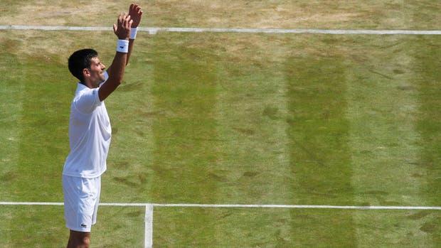 El serbio Novak Djokovic, número dos del mundo, jugará en tercera ronda ante el letón Ernests Gulbis