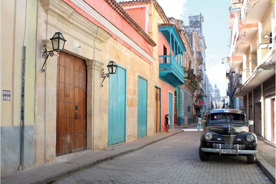 Recorrido por La Habana