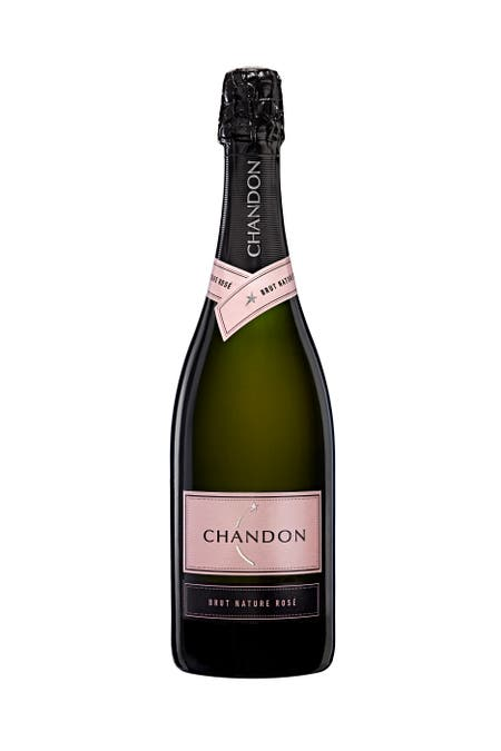 La botella ganadora de Chandon