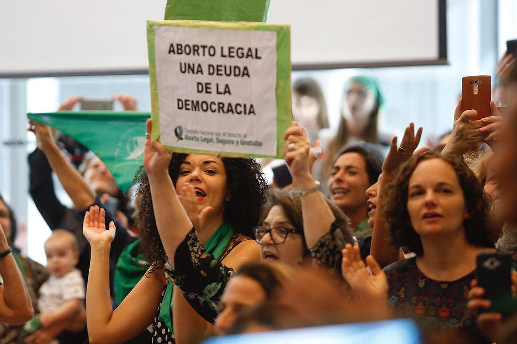 Huss, el único diputado entrerriano que firma a favor — Aborto