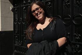 Malena Guinzburg empezó hace poco a trabajar al aire en radio, junto con Ronnie Arias