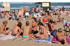 Muchos eligieron Mar del Plata este fin de semana