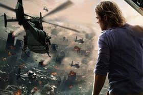 Guerra Mundial Z, la película por la que Brad Pitt se jugó a pleno