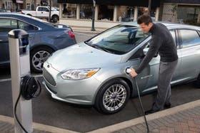 Autos eléctricos, en Estados Unidos