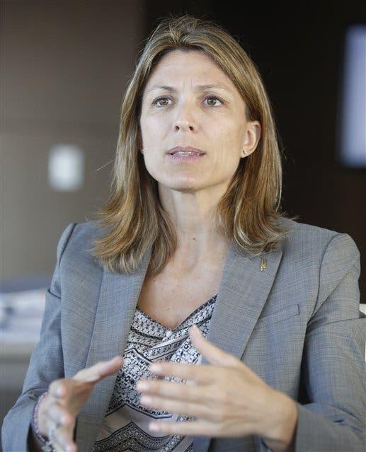 Isela Costantini, presidenta de Aerolíneas