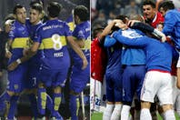 Boca-Nacional: qué les espera a los xeneizes en cuartos en un choque de 9 Copas Libertadores