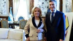 """Mirtha Legrand dijo que mantuvo un encuentro """"muy agradable"""" con el Presidente"""