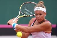 María Irigoyen, la única representante argentina en el circuito WTA