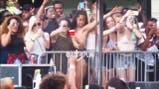 Malia Obama en Lollapalooza