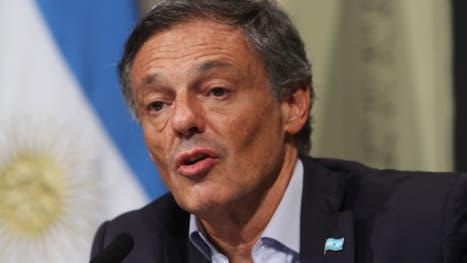 Ministro de producción, Francisco Cabrera