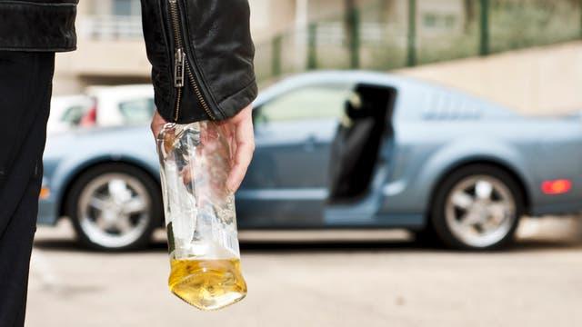 El alcohol es un tóxico que disminuye la capacidad para conducir un vehículo