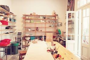 Boom DIY: talleres de cerámica