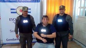 Detienen en Corrientes a un presunto colaborador del millonario golpe a Prosegur en Paraguay