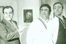 Con Jorge Porcel y Alberto Olmedo compartió rodajes cinematográficos y grabaciones televisivas