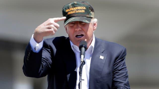 Donald Trump ya no es tan rico como antes: bajó 92 puestos en el ránking de la revista Forbes