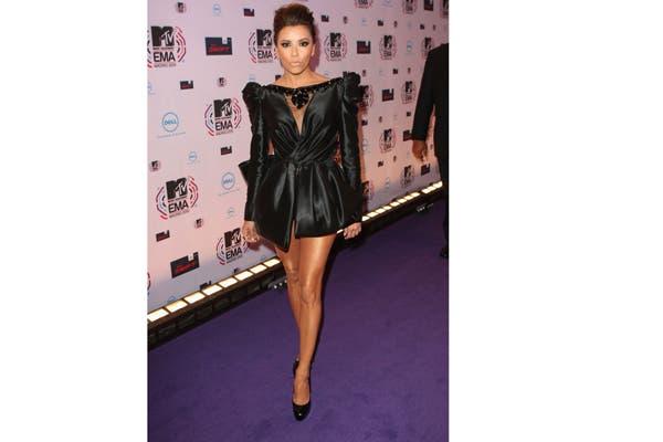 Eva Longoria es otra de las celebrities que usa el mismo productos. Foto: Corbis