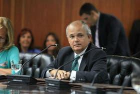 El consejero de la Magistratura Alejandro Fargosi cargó hoy contra la reforma judicial impulsada por el Gobierno