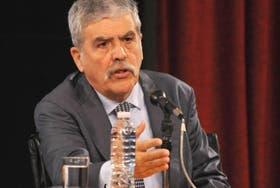 El ministro de Planificación Federal, Julio De Vido