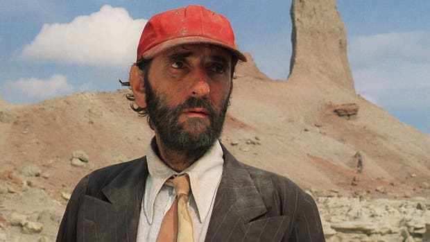 Fallece el actor Harry Dean Stanton