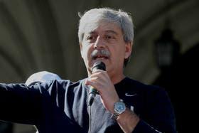 Eduardo Buzzi anticipó que podría haber protestas esta semana, en caso de no existir definiciones