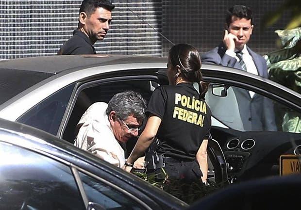 El asesor presidencial Tadeu Filipelli fue detenido ayer en Brasilia